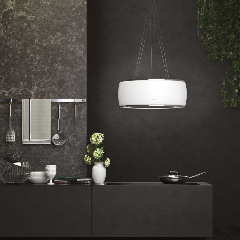 Soffio designer kitchen by Hubble