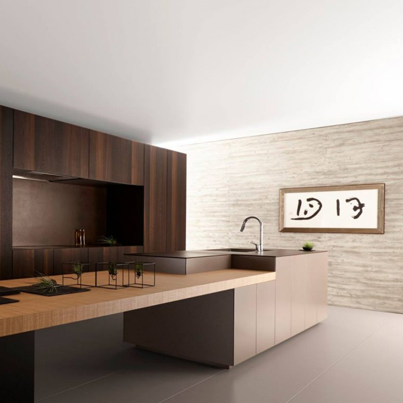 Dekton Keranium kitchen design by Hubble
