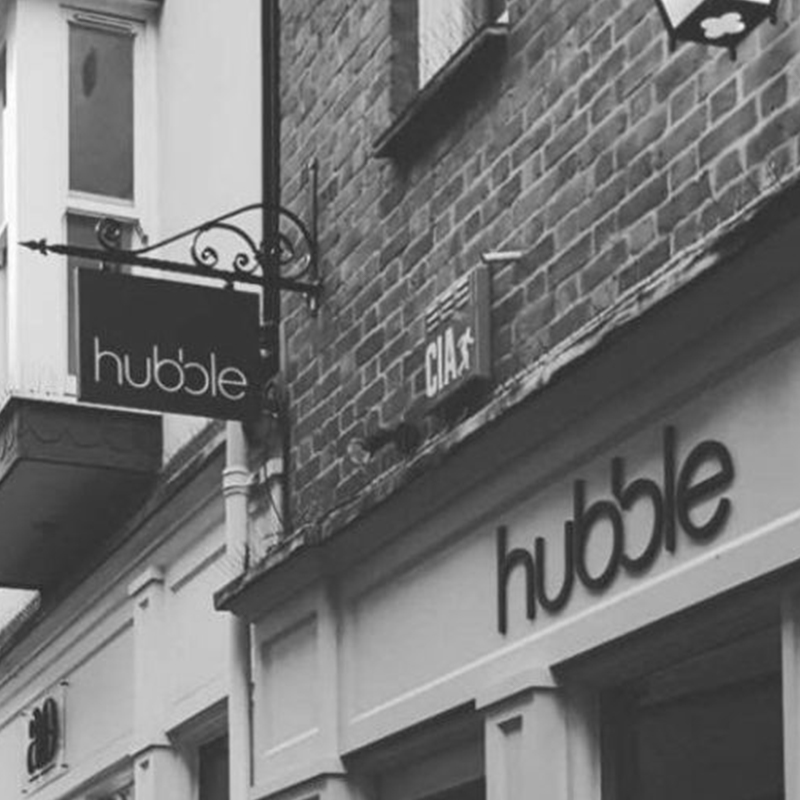 Hubble Kitchens & Interiors showroom in Guildford, Surrey
