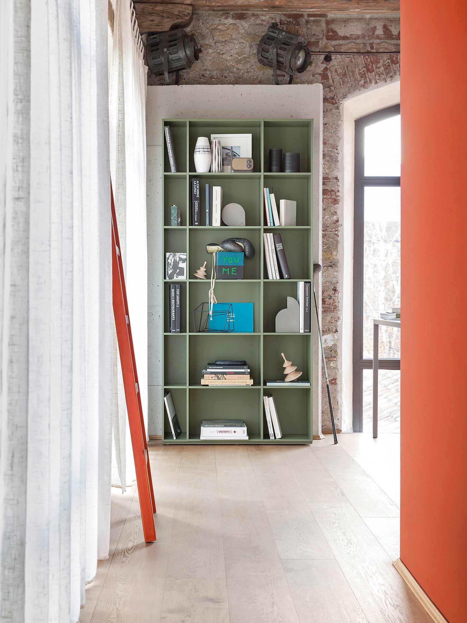 Storage solutions for modern living, design by Hubble