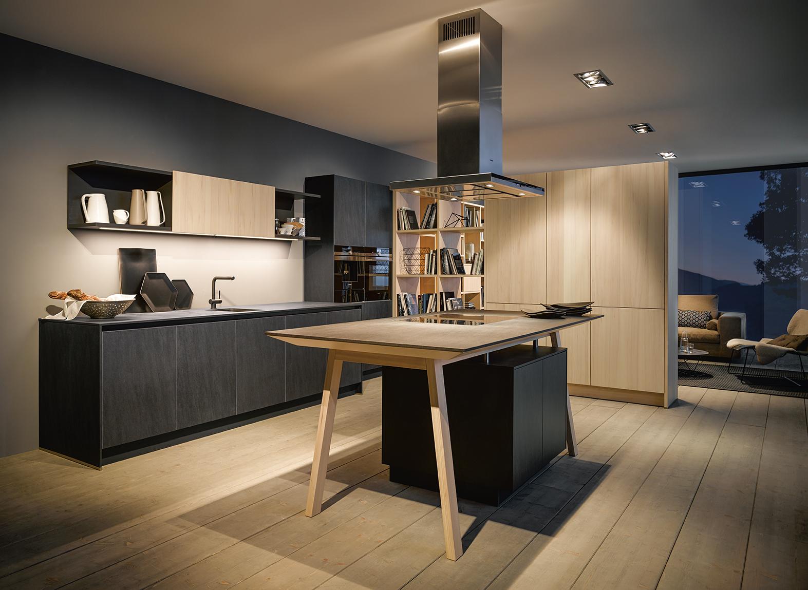 Next125 designer kitchen by Hubble