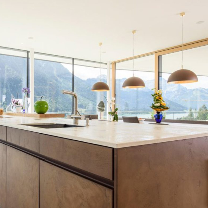 German designer kitchens by Hubble