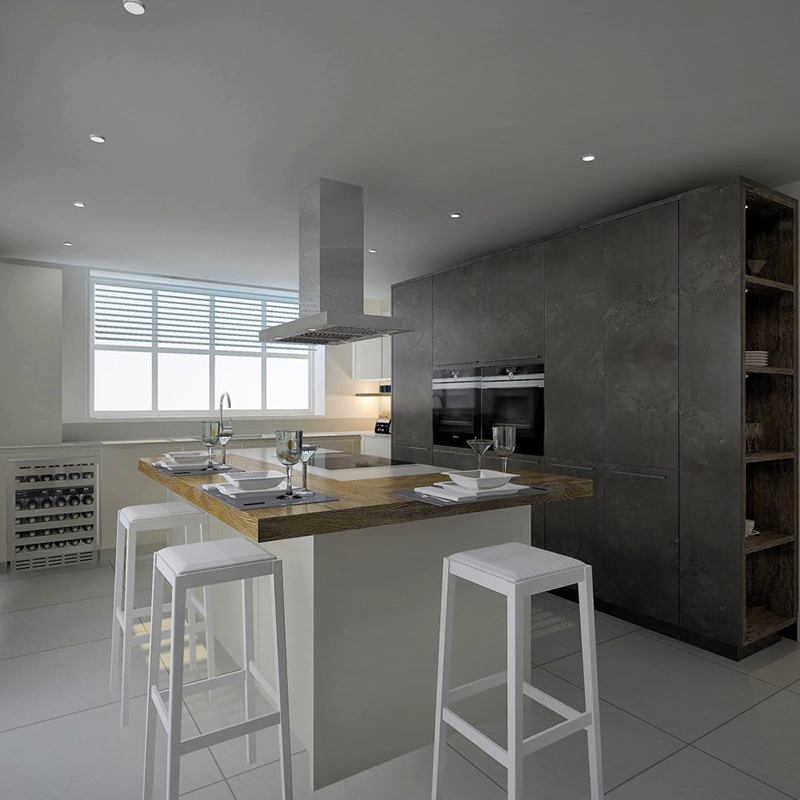 Hubble kitchen design and fitting, West London