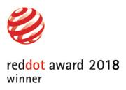 Red Dot Award Winner 2018 for Hubble Kitchens & Interiors