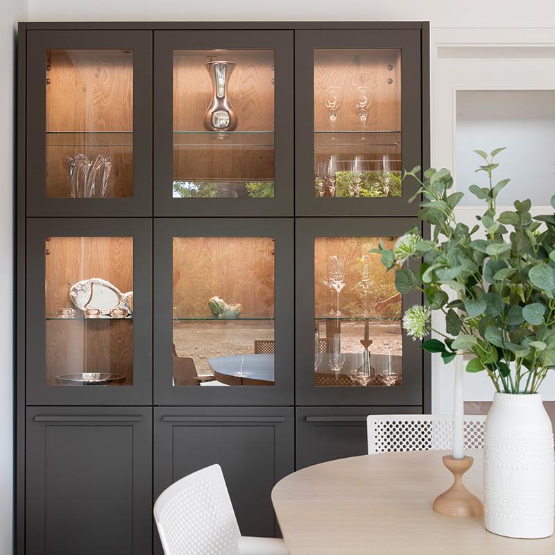 Kitchen interior design by Hubble