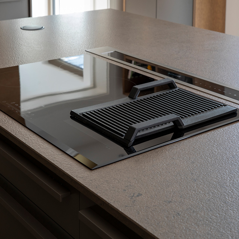State of the art German kitchen design by Hubble