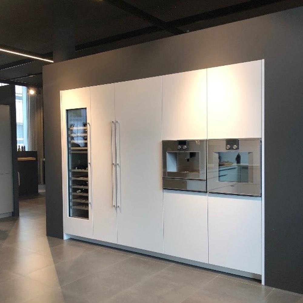 Intelligent kitchen storage design by Hubble