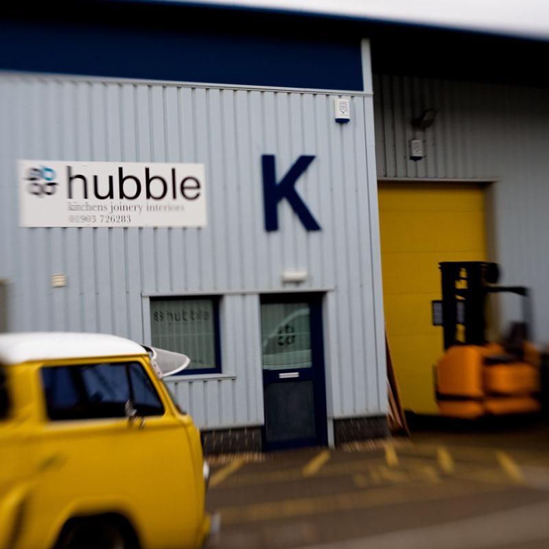 Hubble Kitchens workshop
