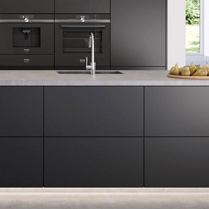 StudioLine designer kitchen installed by Hubble