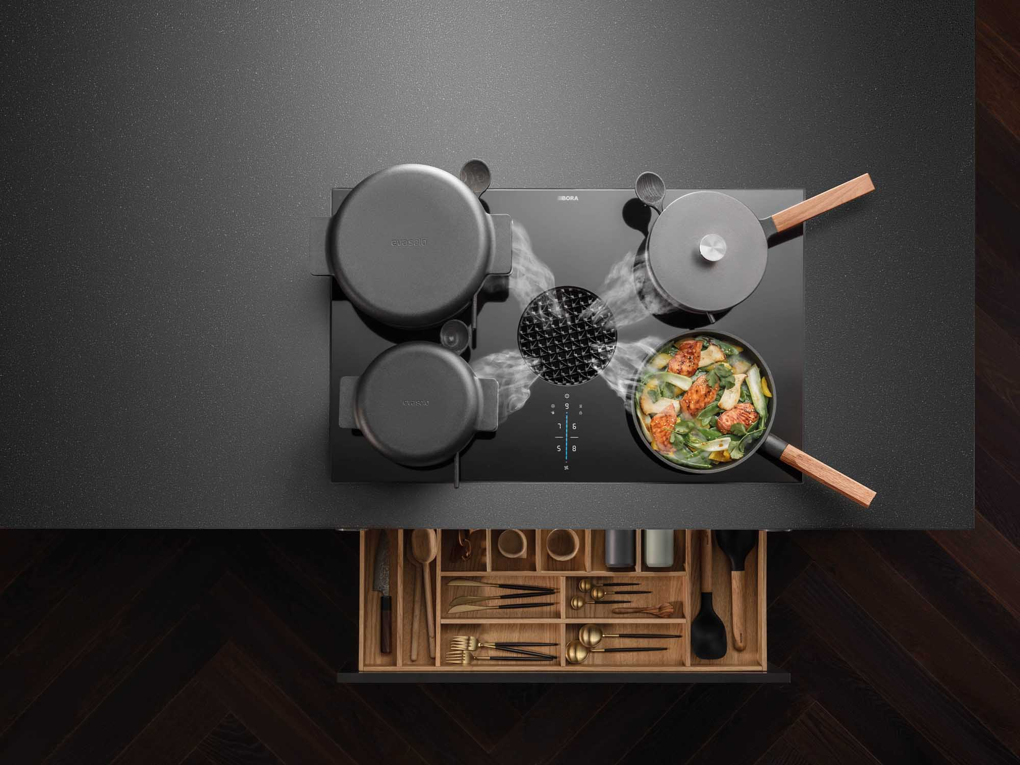 BORA X-Pure Range | Hubble Kitchens & Interiors