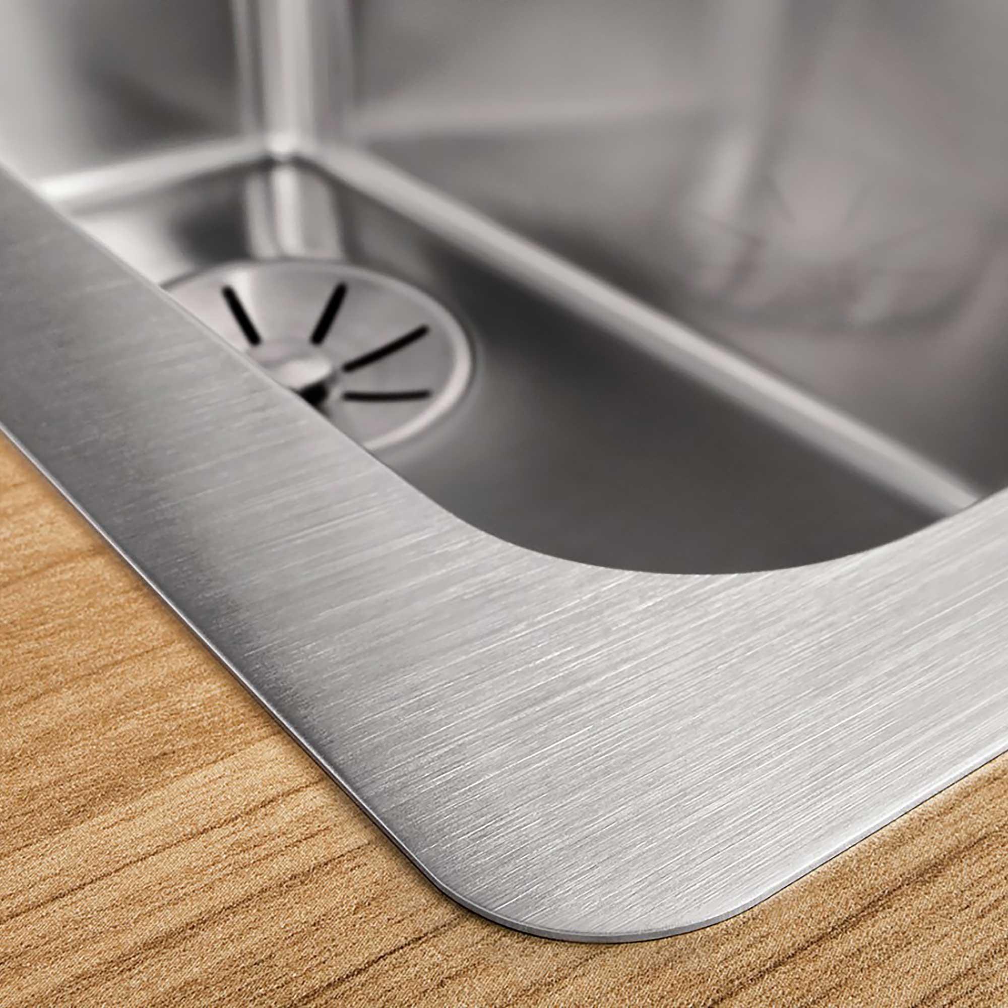 Blanco kitchen sink detail