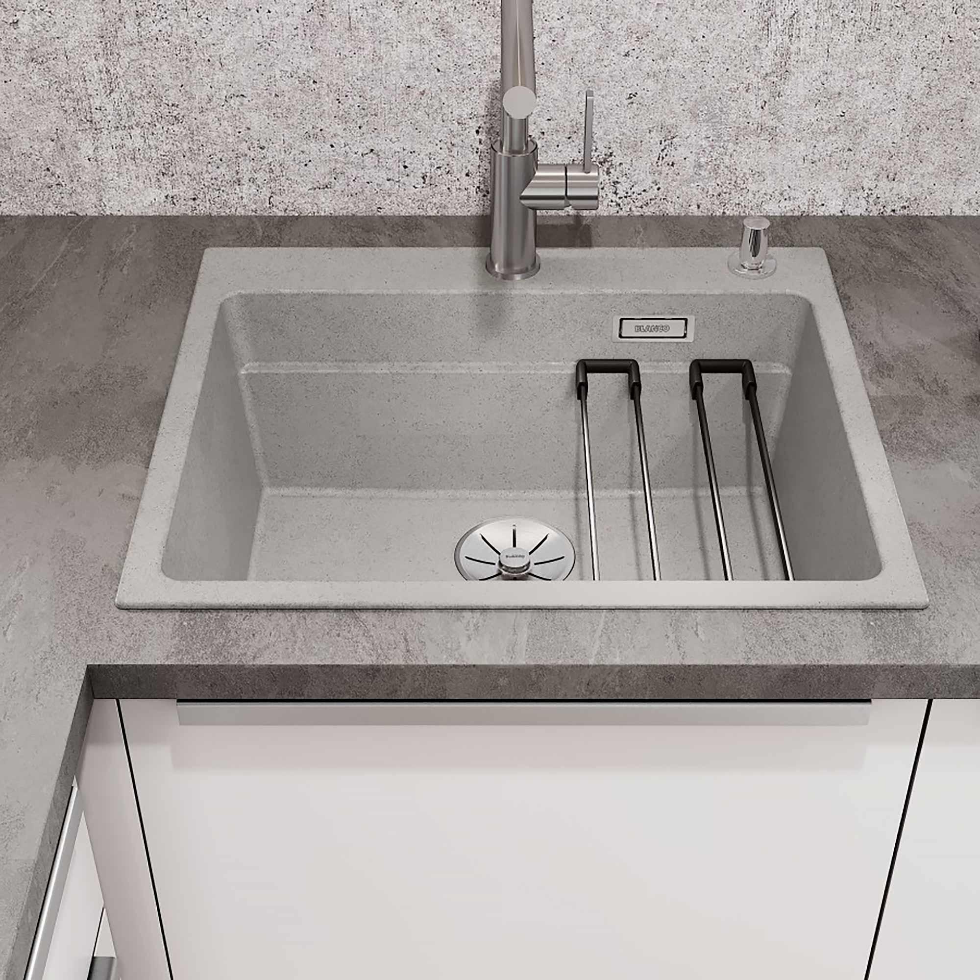 Blanco kitchen sink granite