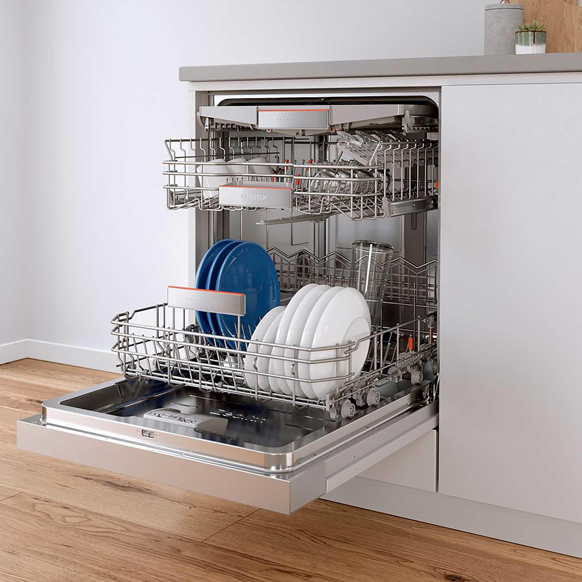 Bosch dishwasher home appliances