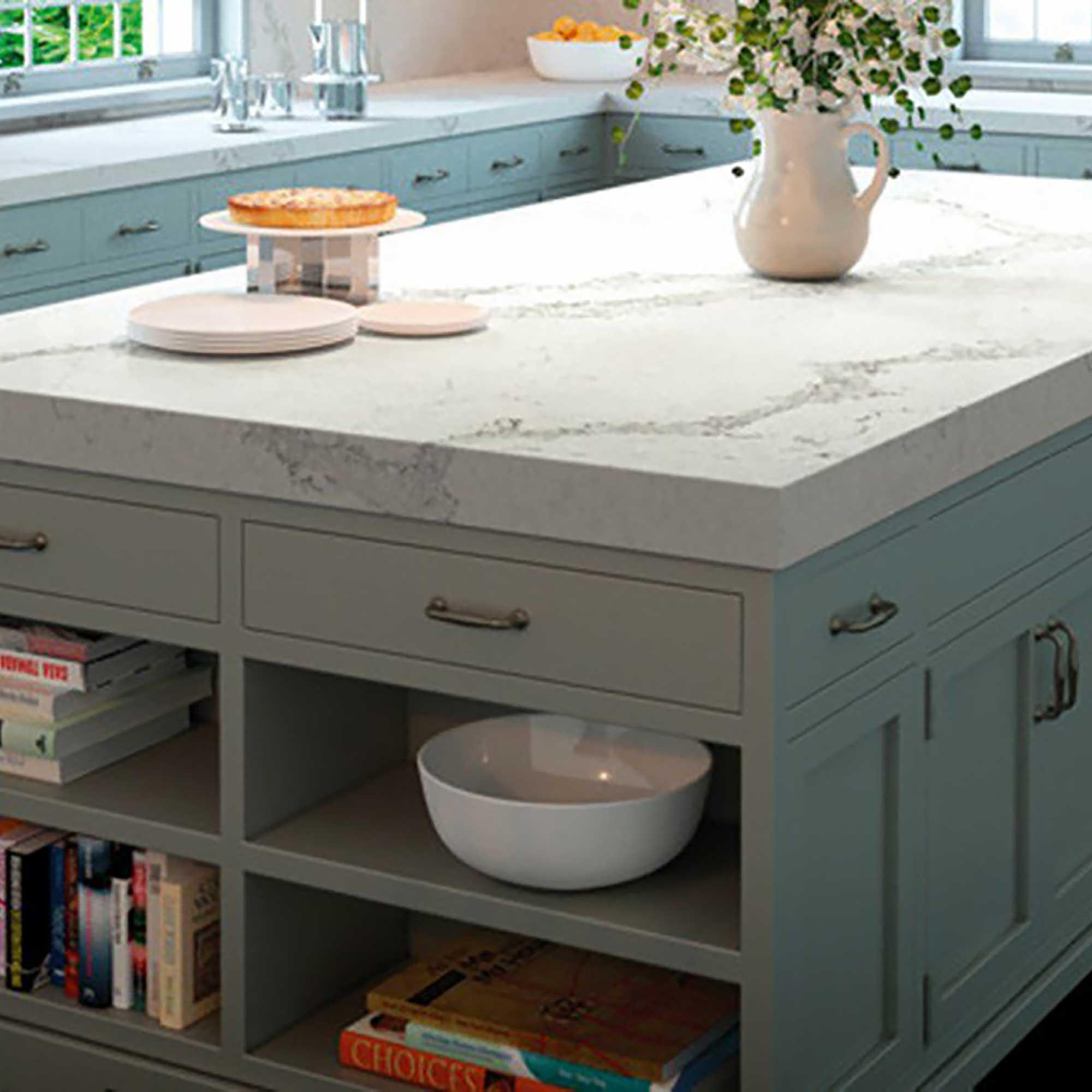 Caesarstone kitchen worktop