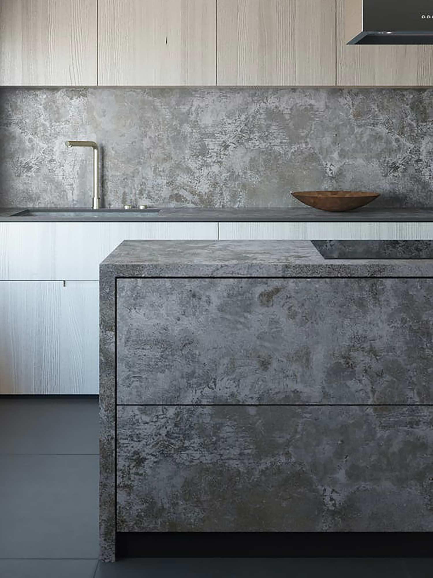 Dekton kitchen worktop Orix