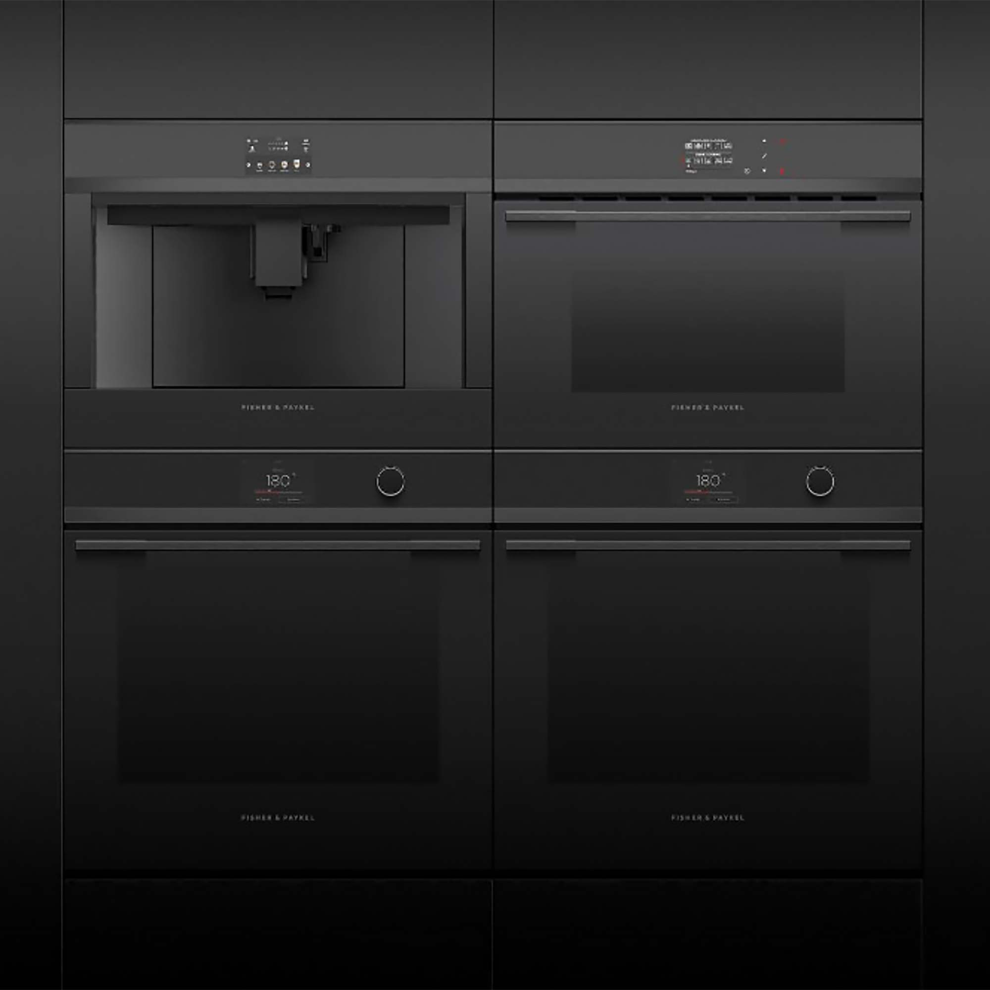 Fisher Paykel oven