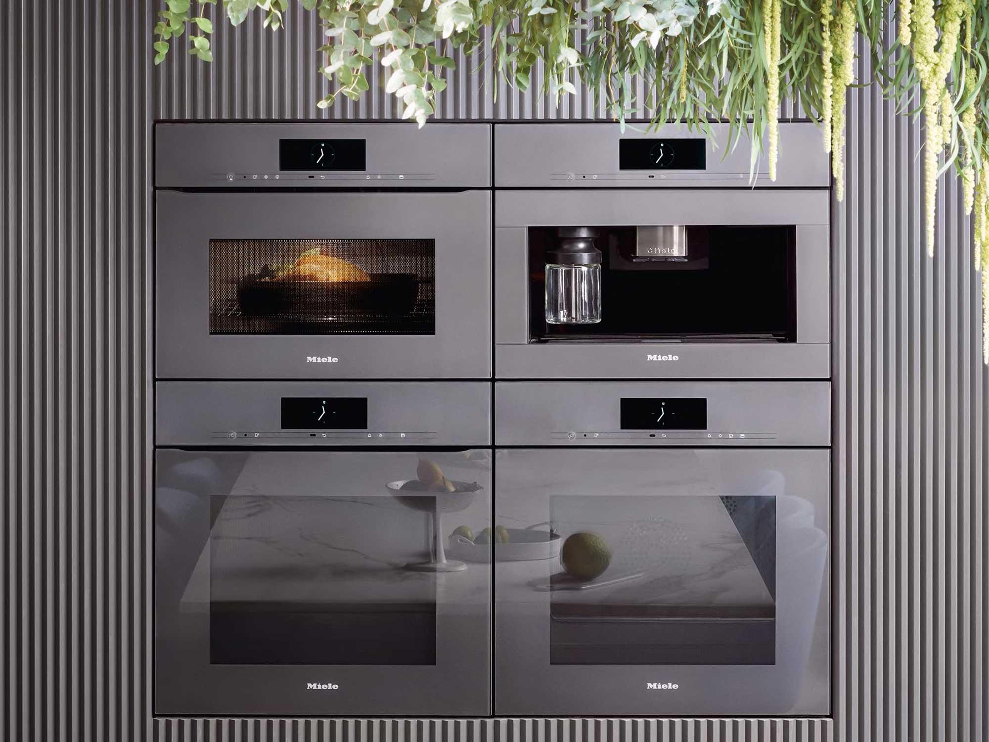 Miele ovens kitchen appliances