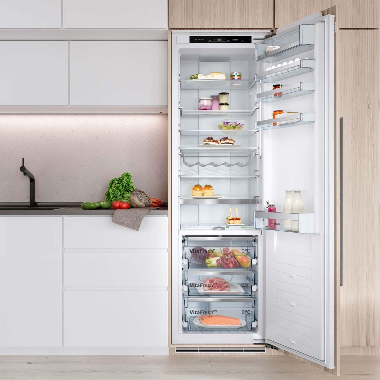 Kitchen appliance fridge