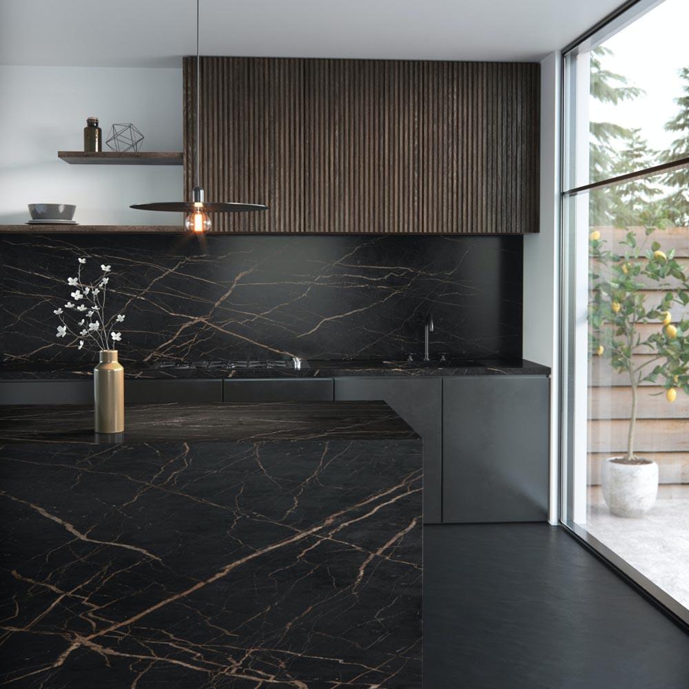 Dekton Avant Garde Laurent Kitchen | Hubble Kitchens & Interiors
