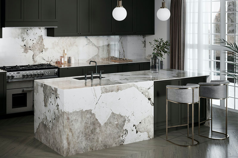 Dekton Khalo Kitchen | Hubble Kitchens & Interiors