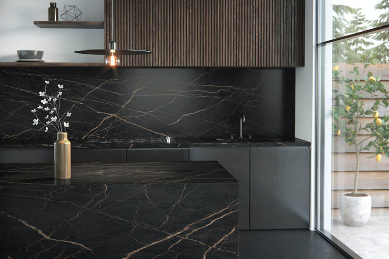 Dekton Laurent Kitchen | Hubble Kitchens & Interiors