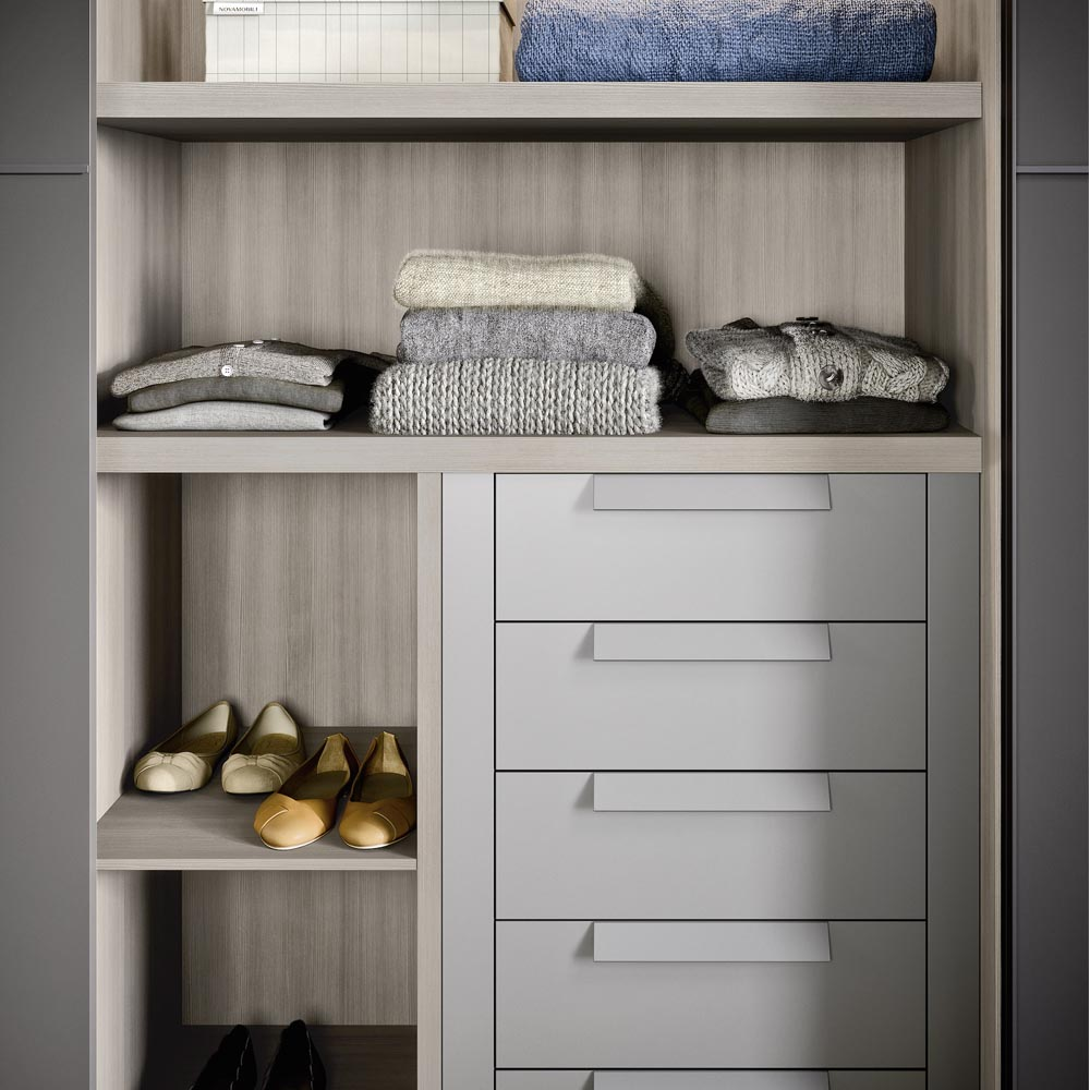 Novamobili Drawers | Hubble Kitchens & Interiors