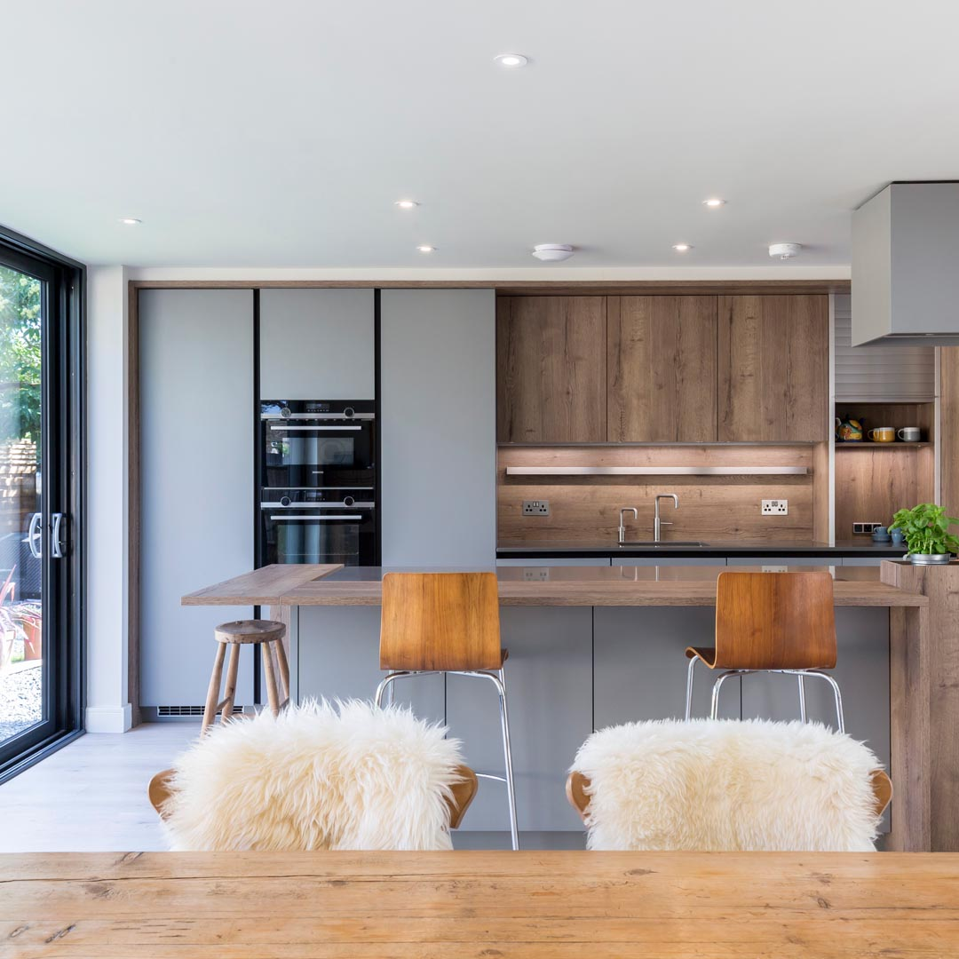 Garden Room View | Hubble Kitchens & Interiors