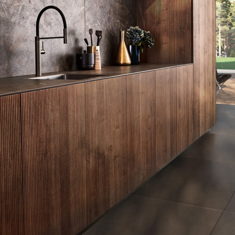 Touchless Technology Cupboards | Hubble Kitchens